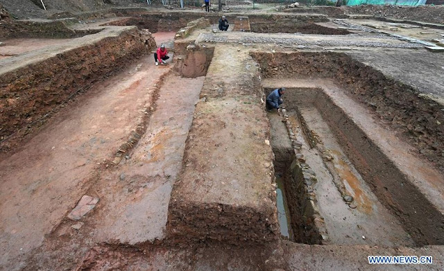 Excavation confirms ruins of China's largest Taoist temple