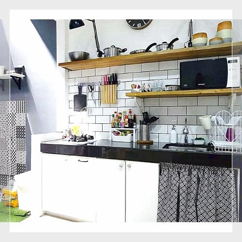 Harga Kitchen Set Dapur Kecil Sederhana Sekali