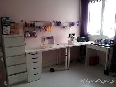 de fil en cr ation b r nice atelier de couture grande d butante. Black Bedroom Furniture Sets. Home Design Ideas
