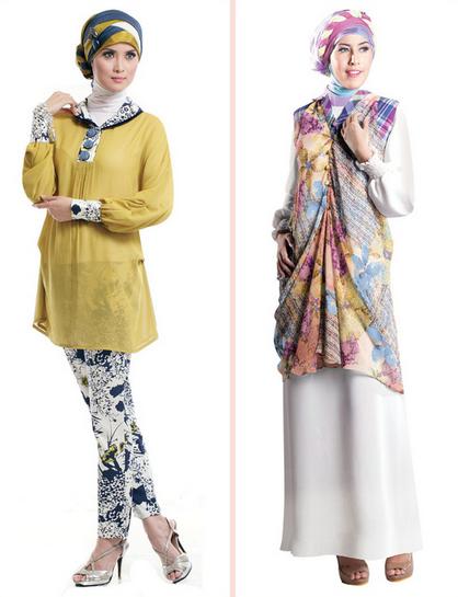 Fashion Busana Muslim 2015