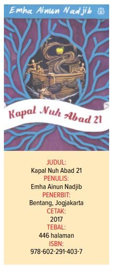 Resensi Buku Kapal Nuh Abad 21 Emha Ainun Nadjib