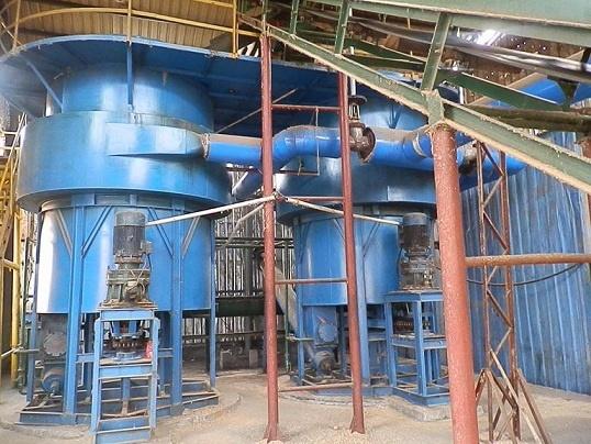 Gasifier furnace