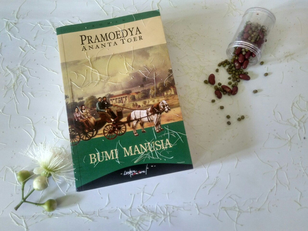 Review Buku Bumi Manusia by Pramoedya Ananta Toer