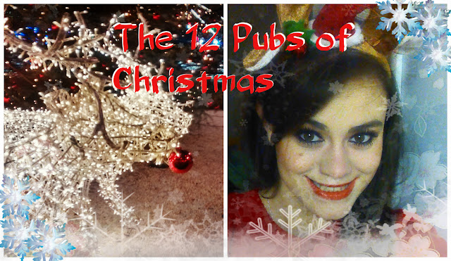 12 Pubs of Christmas Pub Crawl