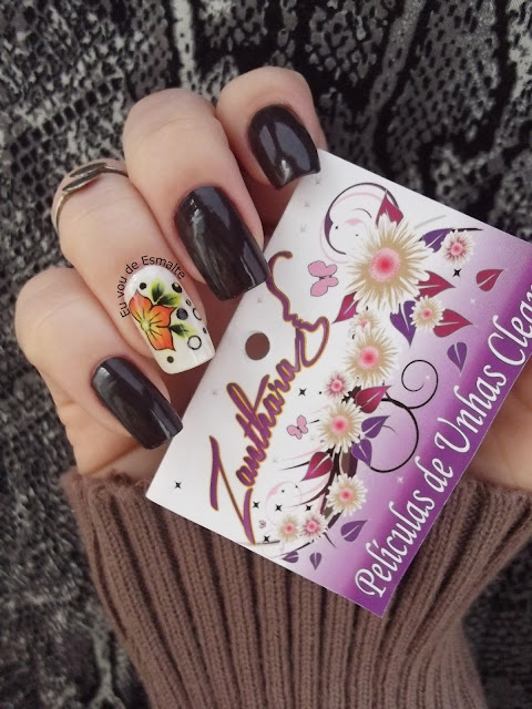 Película Floral Zanthara
