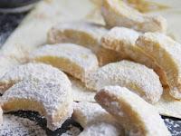 Resep Kue Putri Salju Yang Super Lezat dan Mudah Cara Membuatnya