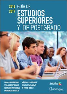 http://www.avanzaentucarrera.com/publicaciones/guia-estudios-superiores-postgrado-2016.pdf