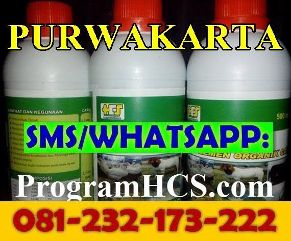 Jual SOC HCS Purwakarta