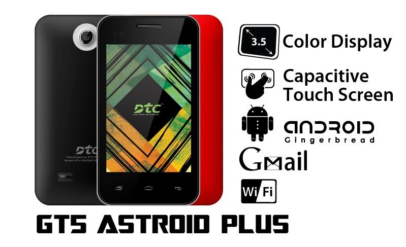 DTC GT5 Astroid Plus
