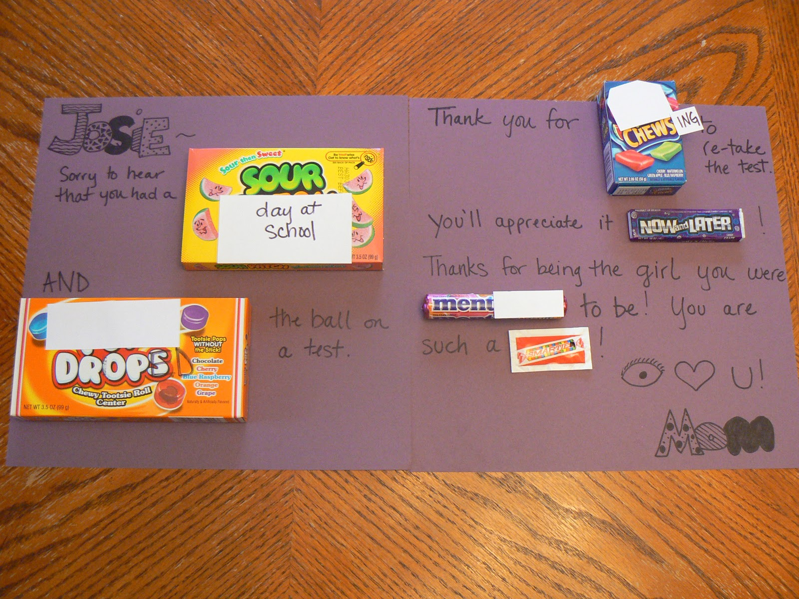 girl writes her boyfriend a love letter using candy bars. sweet love letters to your boyfriend generated on rallfund.cf show printable version!!! hide the show. to save images bellow, right click on shown image then save rallfund.cf RELATED POST Not Available.