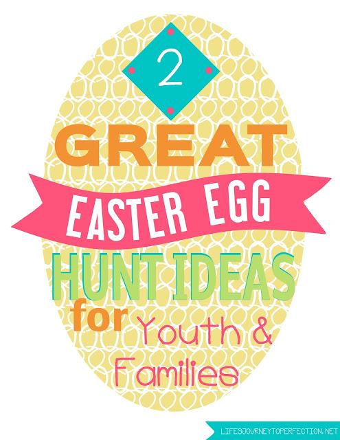 Easter Hunt Ideas For Older Kids