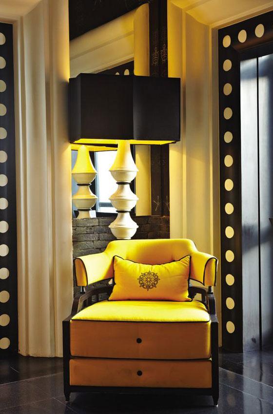 Rèm vải dành cho khách sạn cao cấp hiện đại