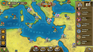 European war 5: Empire Mod Apk v1.0.7 Full Version Terbaru