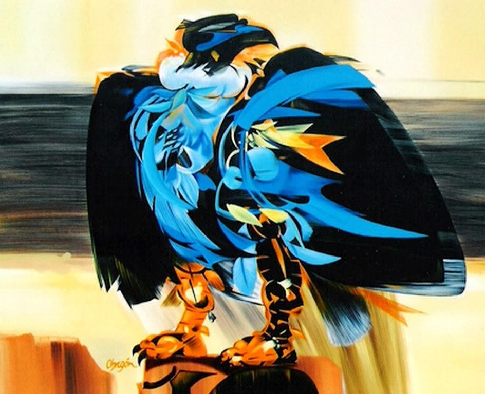 Las Libretas De Dibujo De 10 Artistas Colombianos: Cuadros Modernos Pinturas Y Dibujos : Pintura Con