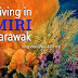 Diving in Miri