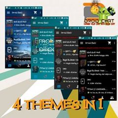 Droid Chat! v6.8.24 Pro Fiture