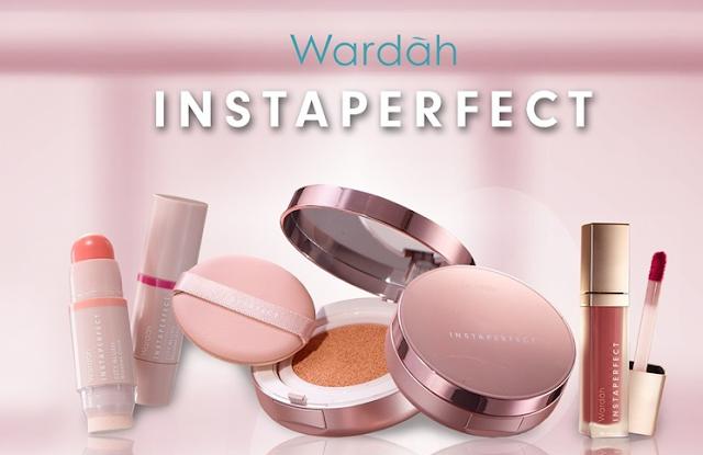Sudah Tahu Item Kosmetik Wardah Instaperfect? Simak Disini!