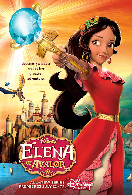 Elena and the Secret of Avalor (2016) ΜΕΤΑΓΛΩΤΙΣΜΕΝΟ ταινιες online seires xrysoi greek subs