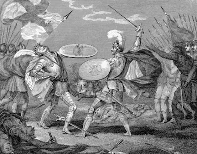 קרב בוסוורת' - מותו של ריצ'רד והכתרתו של הנרי השביעי