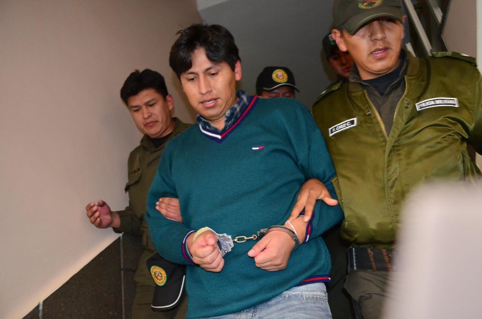 Médico Fernández no tuvo contacto con el bebé Alexander, pero fue condenado a 20 años por violación / CARLOS QUISBERT