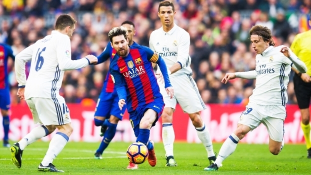 Assistir Barcelona x Real Madrid ao vivo grátis em HD 29/07/2017