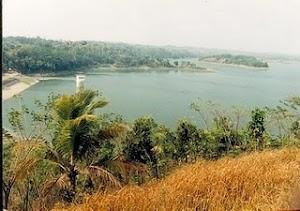 Panorama Alam Waduk Cacaban