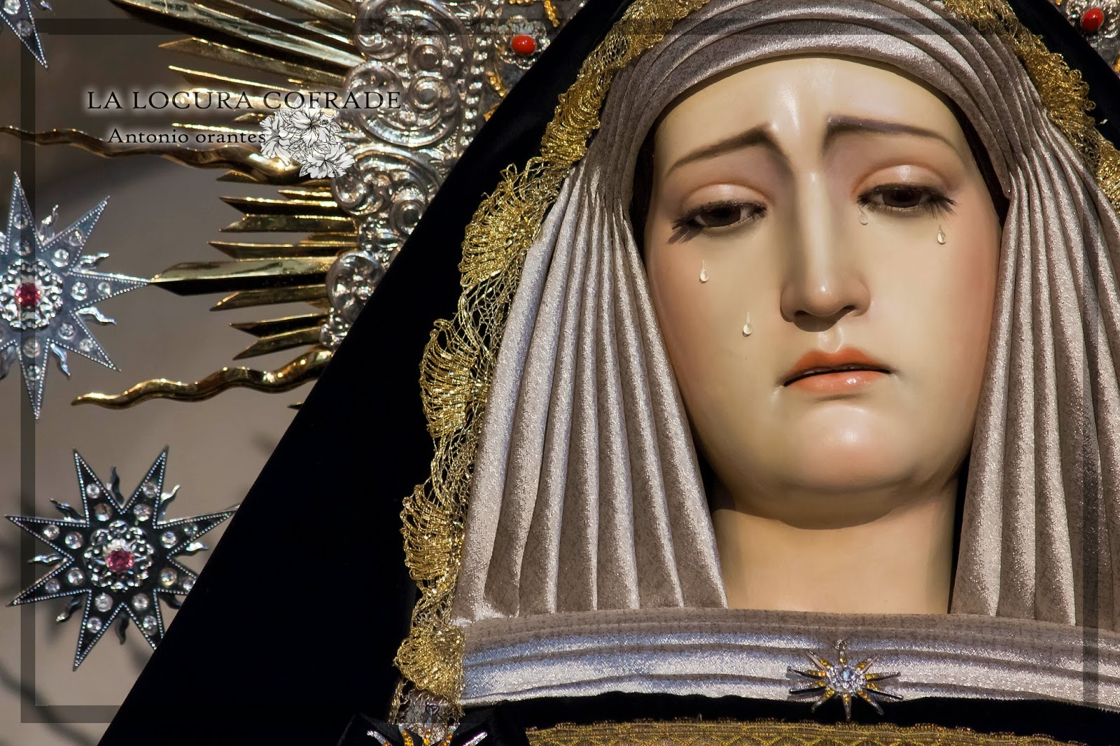 Virgen De Los Dolores De Granada Difuntos 2014