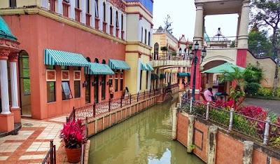 Harga Tiket Masuk Little Venice Terbaru Bulan Ini 2017, Review Wahana Lengkap