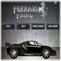 Ferrari Fixing Game