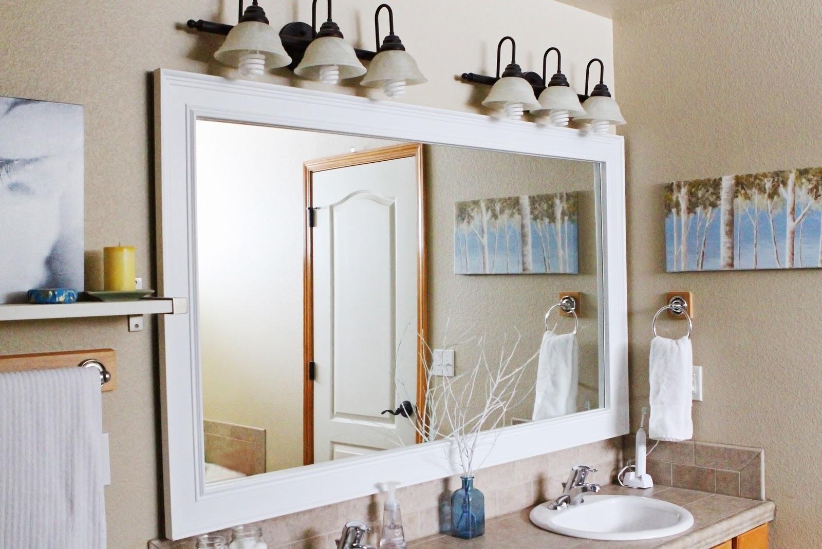 The Aprecios Update 2 Bathroom Mirror