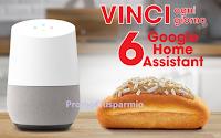 Logo Buondì ''Ti rimette al mondo'': vinci 342 Google Assistant, 6 ogni giorno!