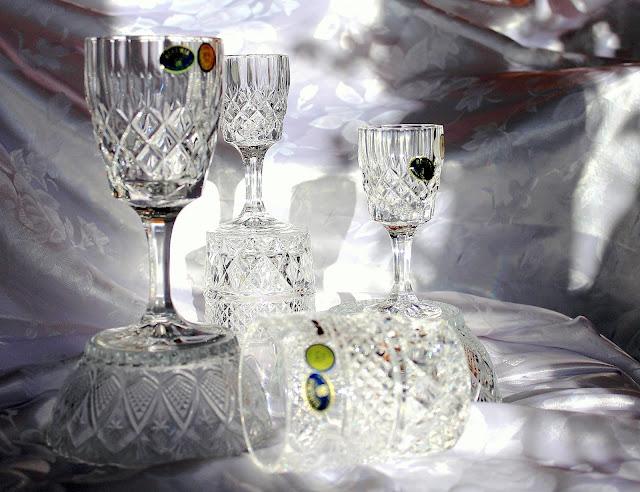 De ce sa-ti cumperi un set de pahare de cristal