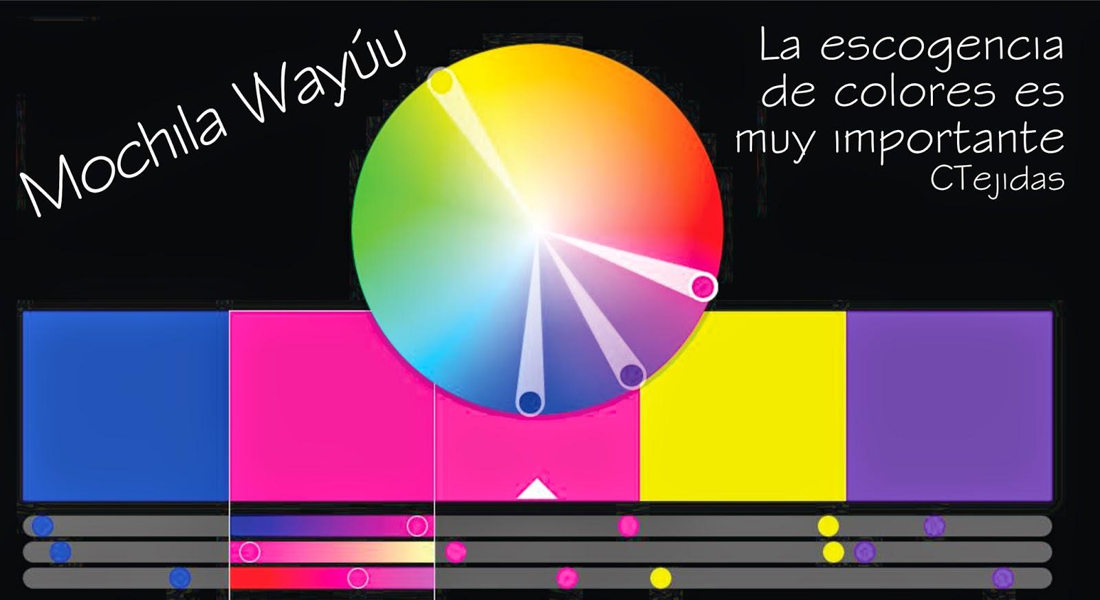 #T18 Mochila Wayúu Fucsia | Parte 1 de 2: Colores y Figuras