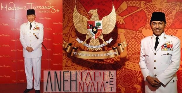 Orang Asli Indonesia Yang Dibuatkan Patung Lilin Di Museum Madame Tussaud