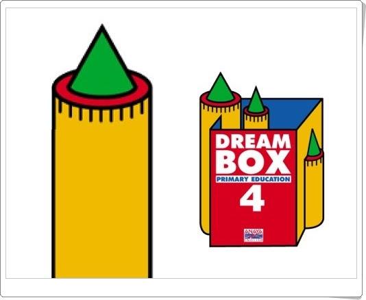 """Dream Box. Anaya English. 4º Nivel de Primaria"""