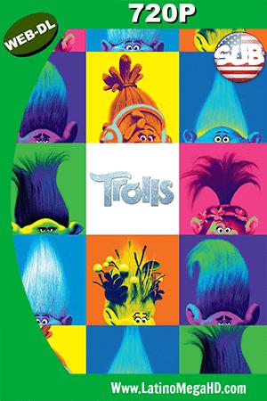 Trolls (2016) Subtitulado HD Web-Dl 720p ()