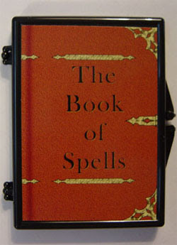 WHITE MAGIC BOOK SPELL