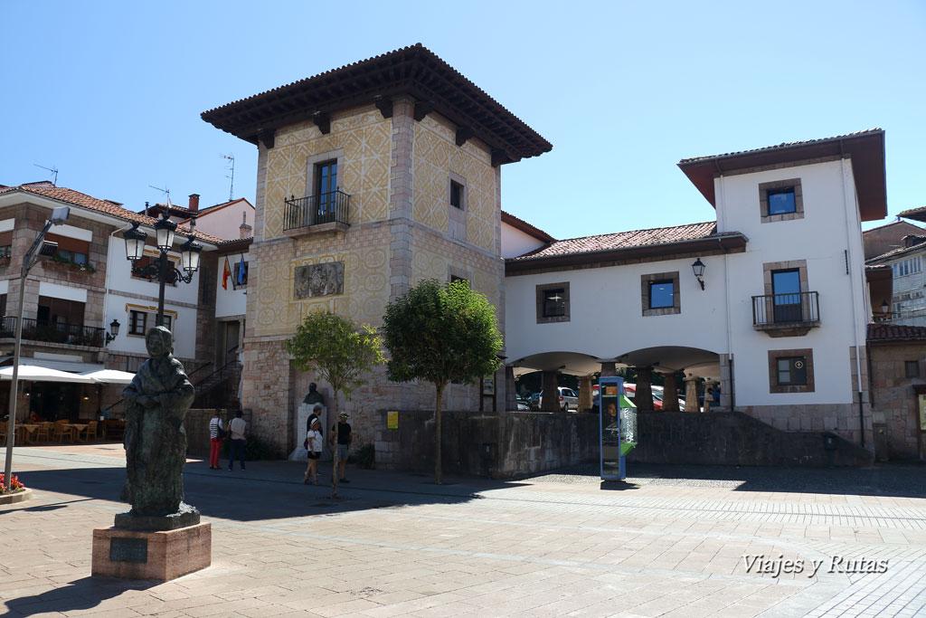 Palacio Pintu, Cangas de Onís, Asturias