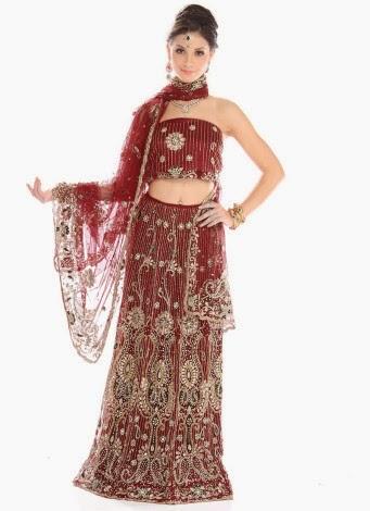 15+ Best Bridal Lehenga Designs To Try