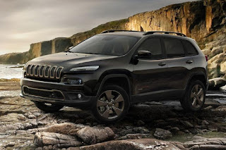 Jeep Cherokee 75th Anniversary (2016) Front Side