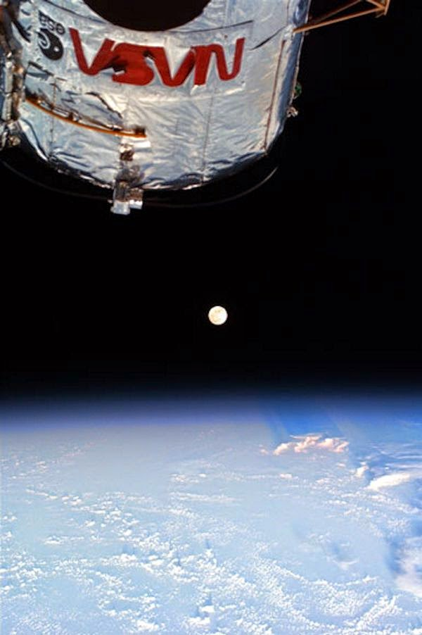 STS-103 Crew, NASA