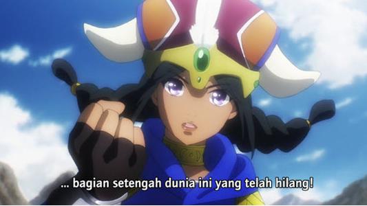 Download Anime Nejimaki Seirei Senki: Tenkyou no Alderamin Episode 6 [Subtitle Indonesia]