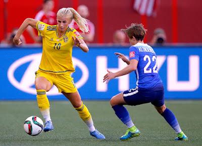 Sweden Women's Football Team