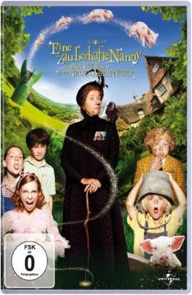Nanny McPhee Returns 2010 480p Blu Ray Dual Audio Hindi