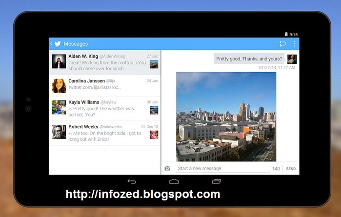 Download Twitter App for Nokia, Samsung, iPhone, Android, Windows, Blackberry, Tablet PC
