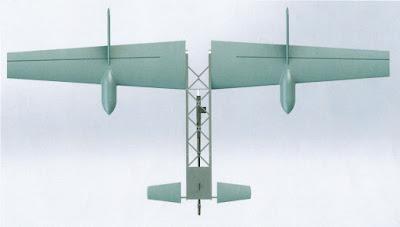 Drone Gun Top View