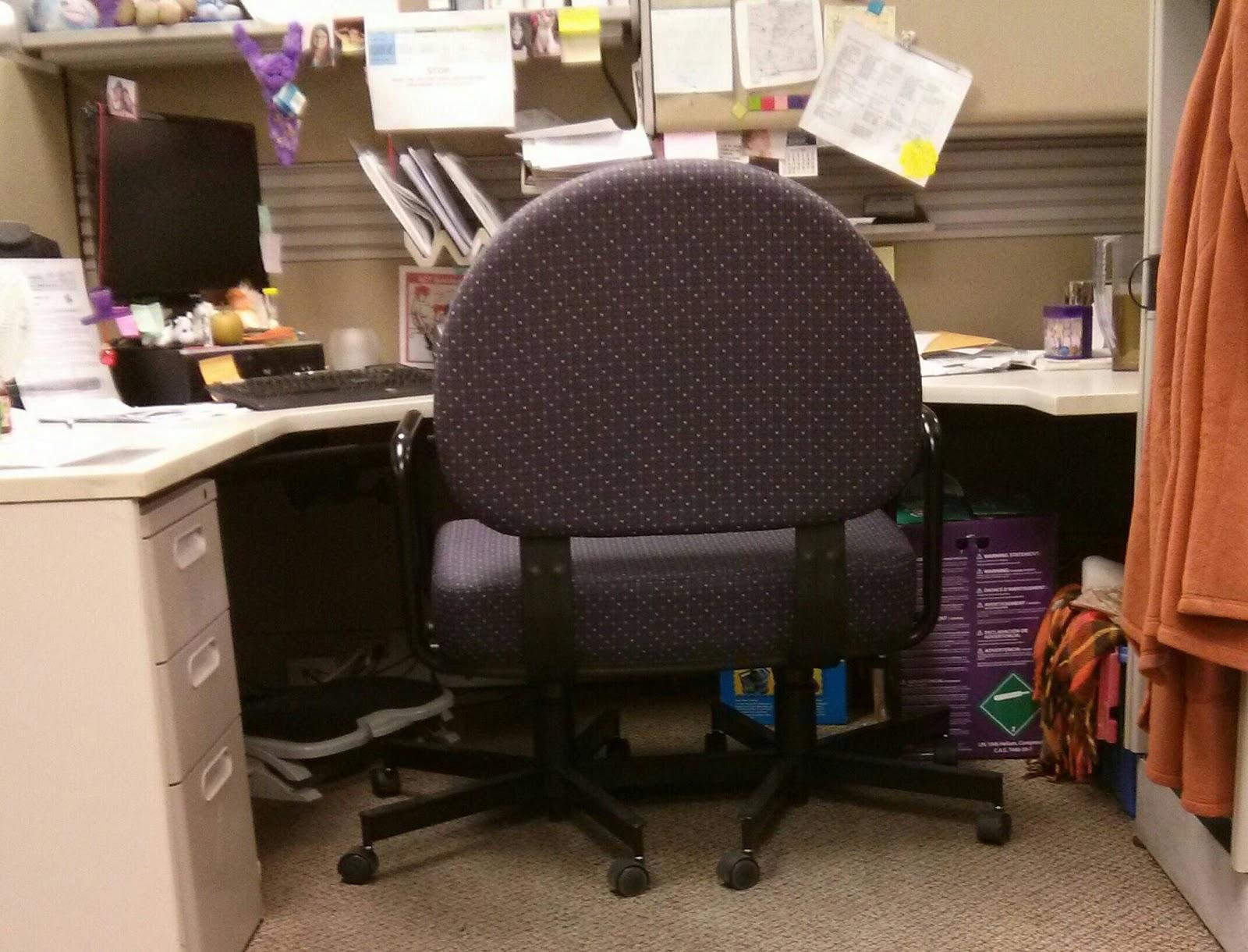 Bariatric Office Chair