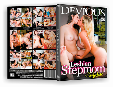 CAPA DVD – Lesbian Stepmom Surprise xxx 2019 – ISO