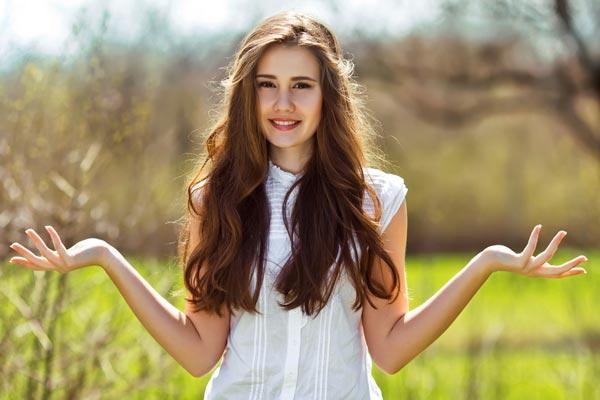 كيفية تكثيف الشعر الخفيف