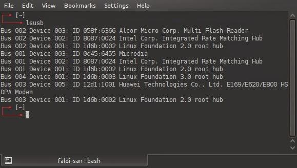 Cara Install Modem di Linux dengan wvdial